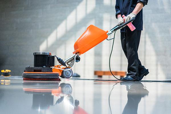 floor cleaning maintenance